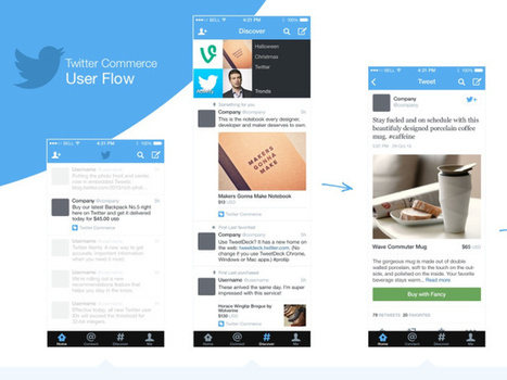 Is This What Twitter Commerce Will Look Like? | Marketing_me | Scoop.it