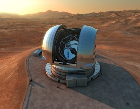 Dawn Of It All: New Mega Telescopes Will Let Us Travel Back To Origins Of Universe | Science is Cool! | Scoop.it