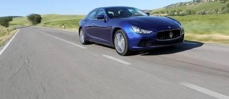 Maserati Ghibli : elle casse les prix | Auto , mécaniques et sport automobiles | Scoop.it