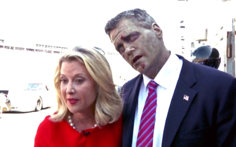 Zombie makes bid to be US president | No Such Thing As The News | Scoop.it