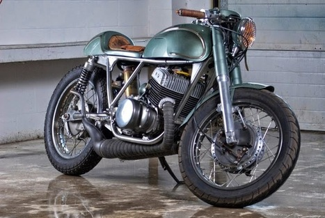 Suzuki Cafe Racer conversion' in Cars   Motorcycles   Gadgets