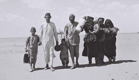 Israel marks first-ever national day remembering Jewish exodus from Muslim lands - Jewish World | Jewish Education Around the World | Scoop.it
