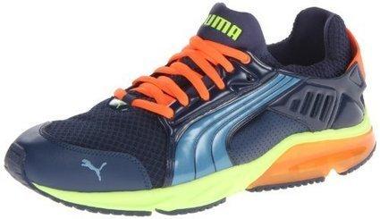 PUMA Men's Powertech Blaze Met Nm Running Shoe,
