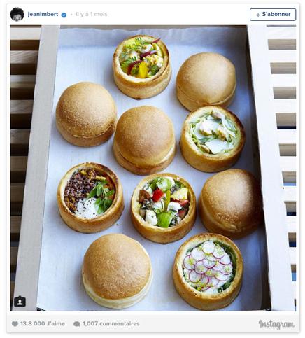 Ces stars qui ouvrent des restaurants et le font savoir sur Instagram | Food & chefs | Scoop.it