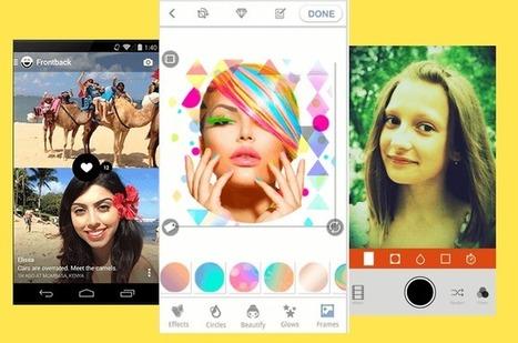 Top 5: Mejores Apps para hacer selfies en Android | Psicología desde otra onda | Scoop.it