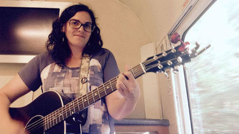 NWT's Mary Caroline sings her way across Canada by train - My Yellowknife Now | NWT News | Scoop.it
