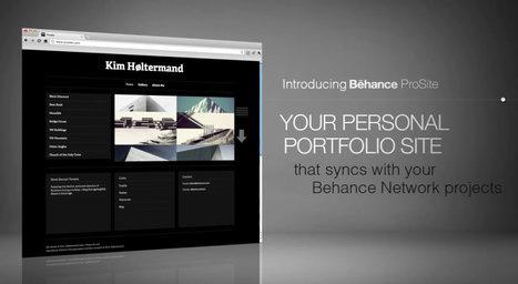 รู้จัก Behance และบริการใหม่ Behance Pro สร้างเว็บ ... - Butthun | Butthun | Scoop.it