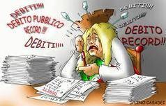 Austerity e crisi: aumentano le tasse, aumenta il debito pubblico e diminuiscono vertiginosamente i consumi | Crisi Economica | Scoop.it