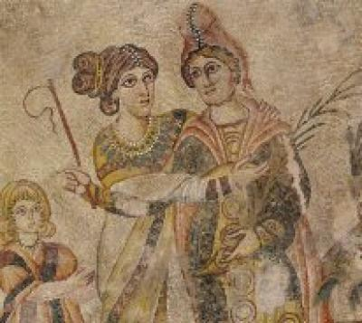 Roman mosaics and the dissemination of feminine stereotypes | Women in Ancient History | Scoop.it