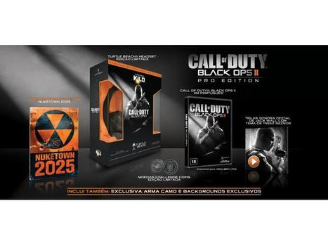 Black Ops 2 Pro Edition já na pre-venda! | PC Great | Scoop.it
