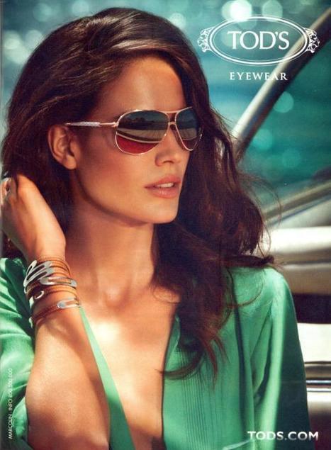 da304b929f8 Tod s Eyewear F W 2011 Ad Campaign Previe...
