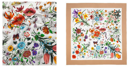Gucci Celebrates 50 Years in Japan with special Flora collection   fashion and runway - sfilate e moda   Scoop.it
