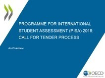 PISA - OECD | Doctorate in Education (EdD) | Scoop.it