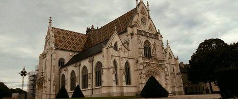 Le monastère royal de Brou, un chef-d'oeuvre gothique tout en couleurs (Bourg-en-Bresse, Ain) | En remontant le temps | Scoop.it