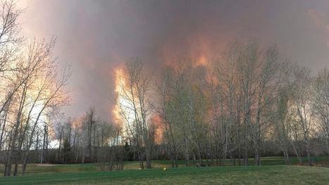 Fort McMurray brûle: 80 000 personnes évacuées   Le Monolecte   Scoop.it