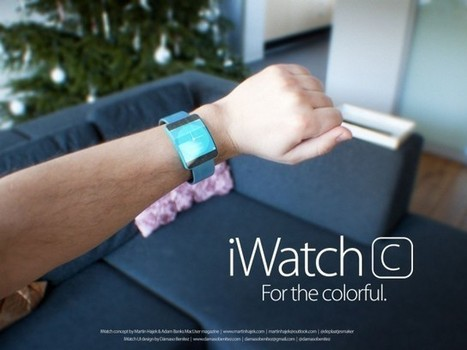 What The iWatch Will Look Like Running iOS 7 | Cult of Mac | Nerd Vittles Daily Dump | Scoop.it