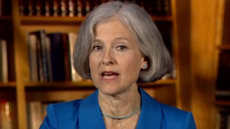 Green Party candidate Jill Stein blasts Democrat and Republican duopoly   Gavin- Gov & Law   Scoop.it