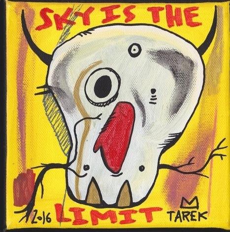 Sans titre #4 | The art of Tarek | Scoop.it