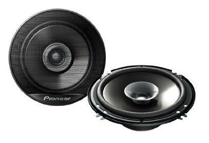 """Ford Fiesta 08/> Pioneer 6.5/"""" 17cm DualCone Coaxial Front//Rear Door Speaker 460W"""