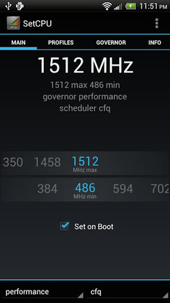 Free Download SetCPU for Root Users Apk v 3.0.8 : Android Center | .APK | Android APK Download | Scoop.it