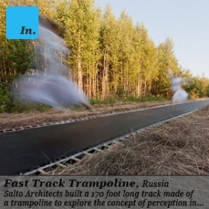 The Fast Track Trampoline, Russia | | Le monde demain | Scoop.it
