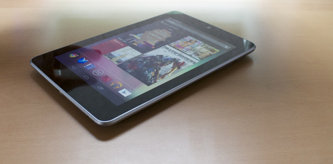Divine intervention: Google's Nexus 7 is a fantastic $200 tablet   Audio, Video, VOIP,  & Computer Systems   Scoop.it