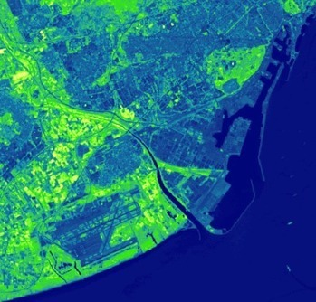 Leveraging NDVI to calculate other indices in Image Analysis window | ArcGIS Blog | ArcGIS Geography | Scoop.it