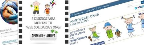 5 Temas WordPress ideales para Sitios Web Solidarios (ONGs) | Recursos Web Gratis | Scoop.it