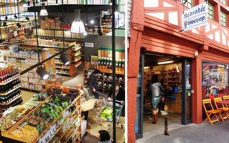Scarabée Biocoop de Rennes: un magasin sans hiérarchie, c'est possible! | CaféAnimé | Scoop.it