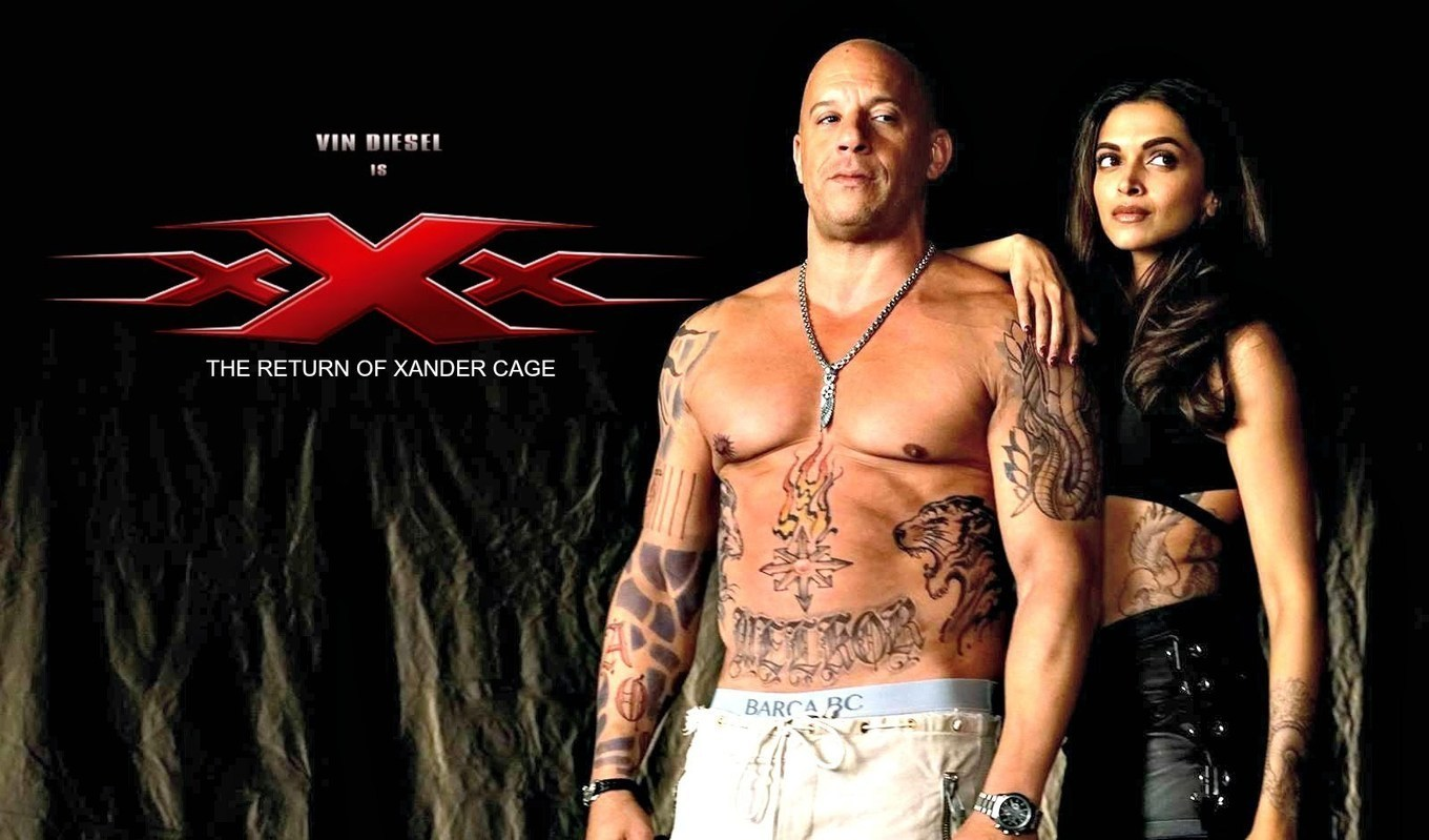 xXx: Return of Xander Cage Trailer | Indian Dra