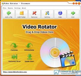Video Rotator : un logiciel gratuit pour faire pivoter les vidéos   Le Top des Applications Web et Logiciels Gratuits   Scoop.it