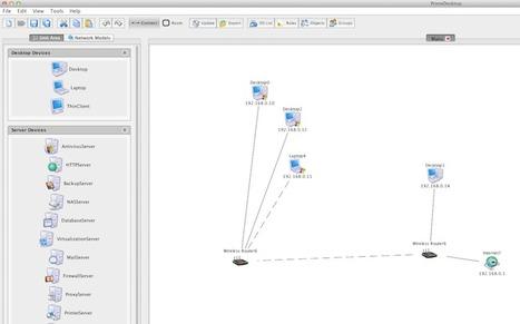 Prime – Un outil pour modéliser votre réseau local | Korben | inalia | Scoop.it