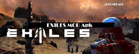 EXILES 2 51 Apk + MOD + OBB Data (Unlimited Mon