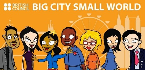 Big City Small World - An audio soap for learners of English by The British Council | TICE & FLE | Scoop.it