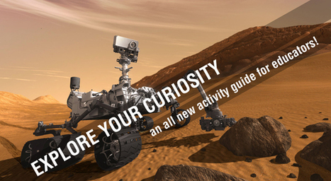 Explore Your Curiosity: Activities & Resources to support the Mars rover project | Math Resources | Scoop.it