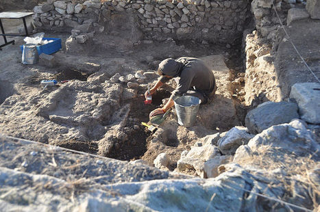2,600 year-old kitchen of Kingdom of Lydia unearthed in western Turkey | Archaeology & Archaeological News | Scoop.it