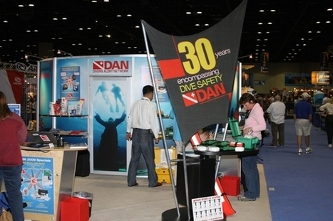 Good #DEMAShow Survival Guide by @deeperblue | ediving | Scoop.it