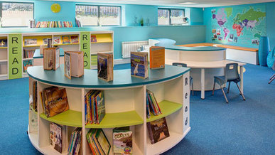 School library is a star | Designing | Scoop.it