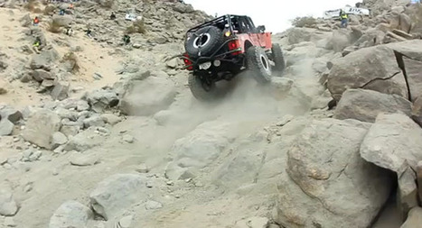 Griffin King of the Hammers is a week-long test of trucks, wills | The DATZ Blast | Scoop.it