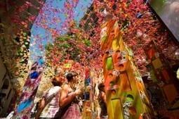La Festa Major de Gracia | Barcelona Life | Scoop.it