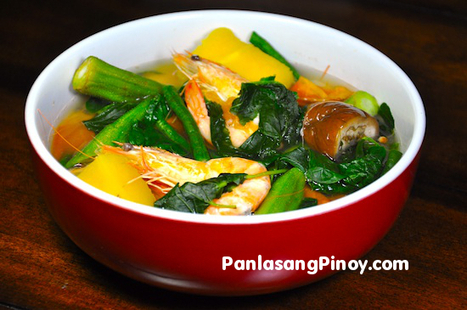 Laswa Recipe Panlasang Pinoy The Man With T