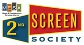 Second Screen Theme Emerges at Warner Media Camp : 2nd Screen Society | screen seriality | Scoop.it