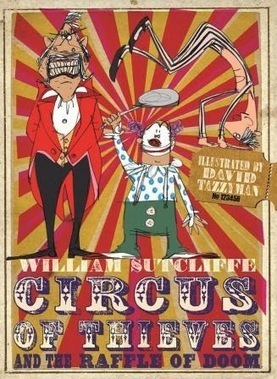 The Book Zone: Review: Circus of Thieves and the Raffle of Doom ... | Promoting Reading for boys | Scoop.it