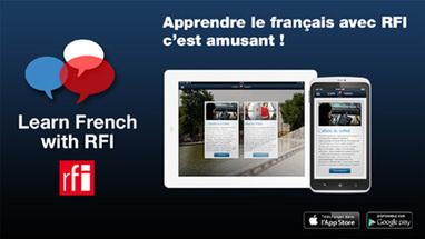 RFI - L'application mobile   Outils FLE   Scoop.it