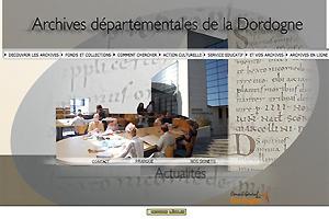 GénéInfos: La Dordogne : 90% de l'état civil ancien est en ligne !   GenealoNet   Scoop.it