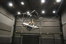 Passenger-carrying robot turns VR into an exhilarating ride - CNET | Robolution Capital | Scoop.it