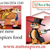 Buy Nuts and Spices Food Online