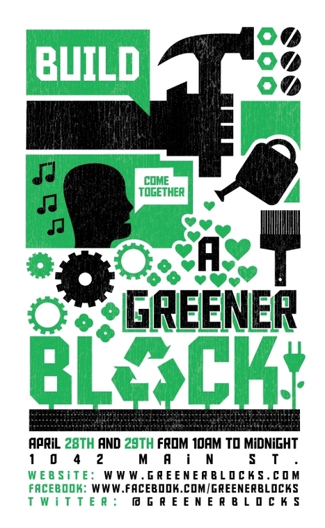 just applied for an Awesome Foundation grant online for Greener Blocks at ... and everyone else can too! - LVHelpGro | Yellow Boat Social Entrepreneurism | Scoop.it