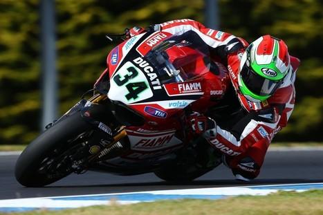 BeIN WSBK TV Schedule Phillip Island | Ducati.net | Ductalk Ducati News | Scoop.it