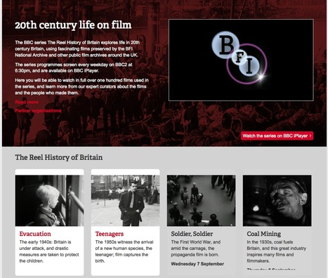 The Reel History of Britain | BFI Beta | Video for Learning | Scoop.it